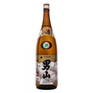 Otokoyama (Man's Mountain) Tokubetsu Junmai Special Brew, 1800ml